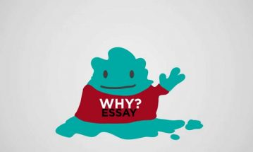 write my admission essay